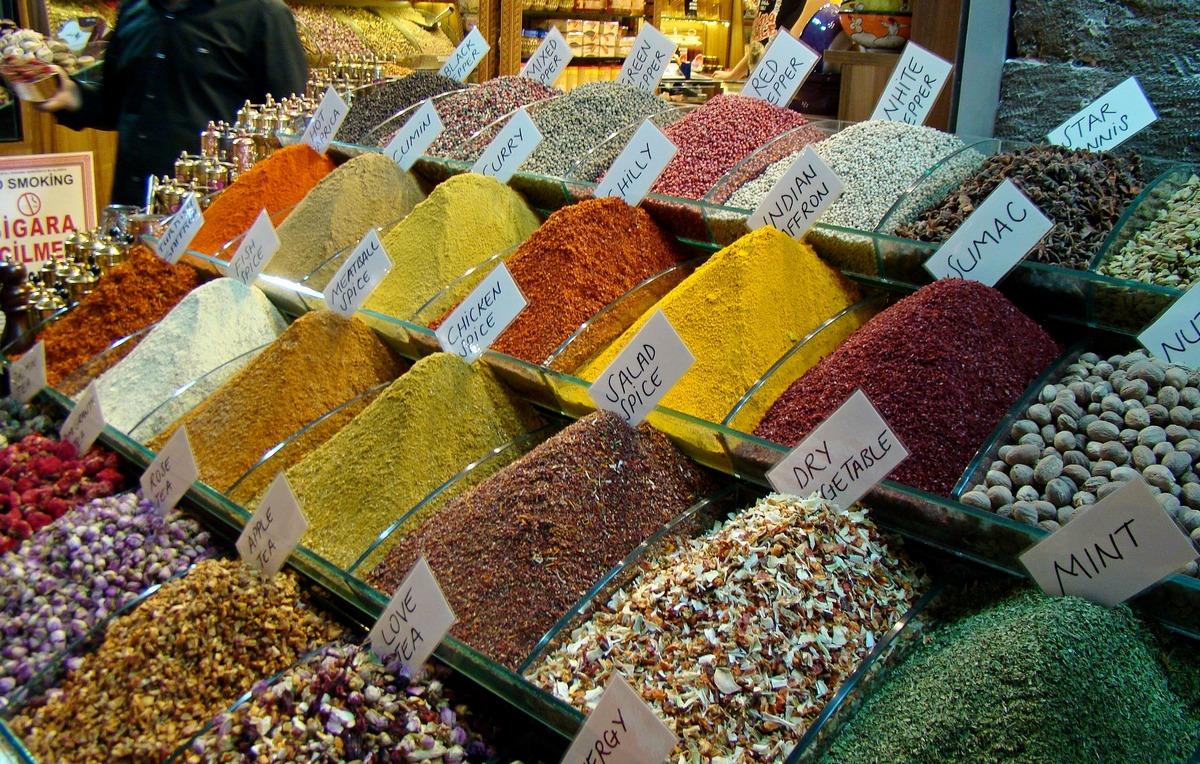 Spotlight: Istanbul's Spice Market