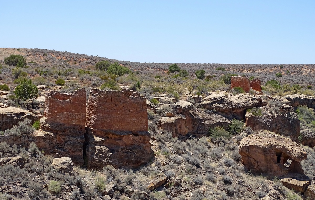 Updates from the Road: the Four Corners