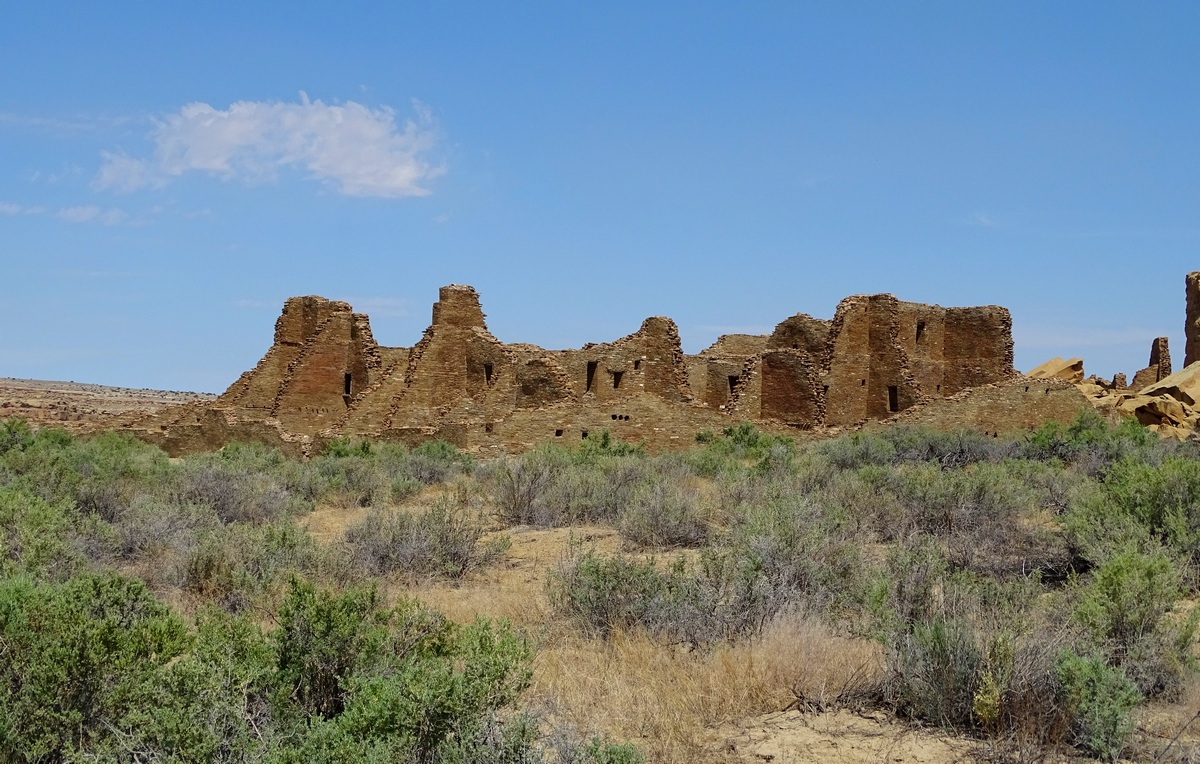 Updates from the Road: Chaco Canyon