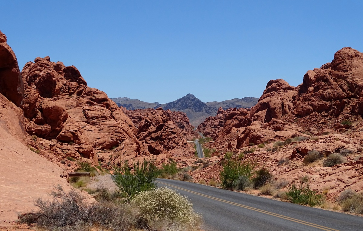 Updates from the Road: Valley of Fire